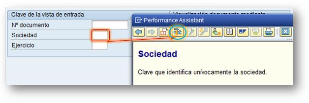 Nombre técnico de Campo en SAP - Consultoria ABAP