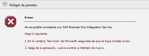 SAP B1 IS